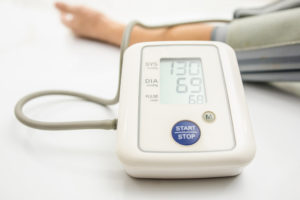 Wiley's Pharmacy blood pressure cuff