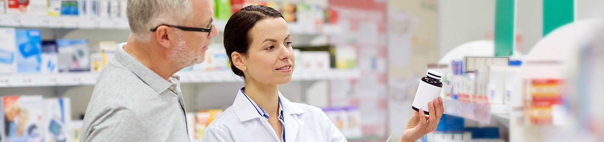 Count on Wiley's pharmacy for all of your prescription needs