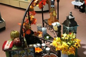 Wiley's Pharmacy gift shop has the perfect decorations for every season