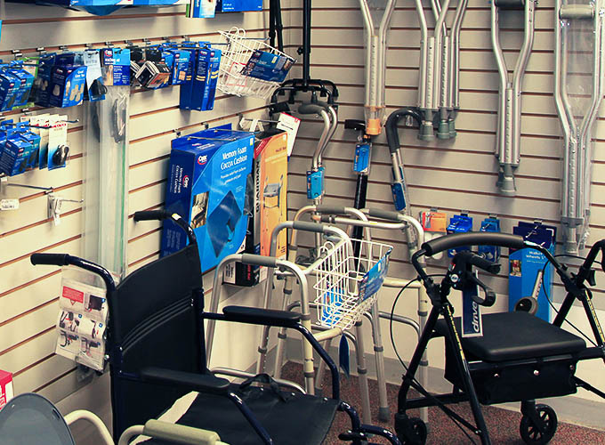 Find mobility assistance products like canes, crutches and more at Wiley's