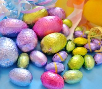 Wiley's Gift Shop Easter candy