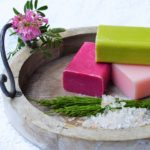 natural soap is a healthy gift